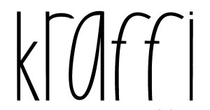 kraffi text logo